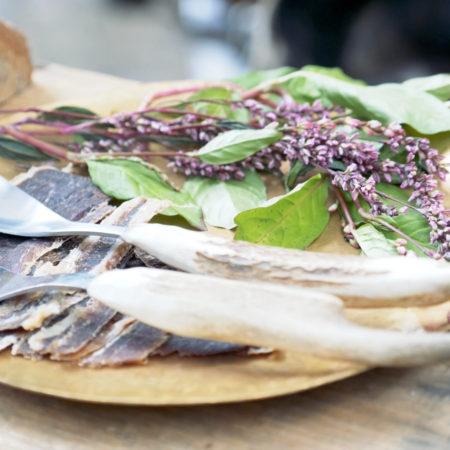 鉄砲ぶちの真鍮・銅のお皿作りワークショップ